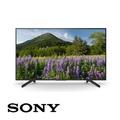 SONY 55吋 4K 智慧連網 液晶電視 KD-55X7500F