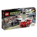 晨芯樂高 Speed Champions75874Chevrolet Camaro Drag Race