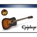 【小麥老師 樂器館】EPIPHONE DR100 民謠吉他 木吉他 夕陽漸層