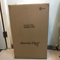 America Tiger 玫瑰金行李箱 24吋