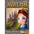 送厚套<全新Seal正版桌遊>Q版阿瓦隆 The Resistance: Avalon Q版 阿瓦隆 Q版