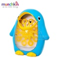 Munchkin-企鵝造型洗澡吹泡泡機