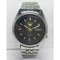 นาฬิกาข้อมือชาย มือสอง วินเทจ SEIKO 5 AUTOMATIC DAY&DATE 17 JEWELS