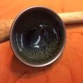 一物一拍》建盞茶杯鐵胎油滴原礦釉 天目