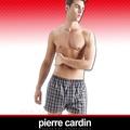 Pierre Cardin 皮爾卡登 色織五片式平四角口褲-XXL(加大尺碼)7入組