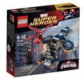 LEGO Super Heroes 76036 Carnages Shield Sky Attack Set In New Box Sealed #76036
