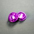 皮斯摩特 避震器 飾片 OHLINS 前叉 改裝避震器裝 飾品 飾片 紫色