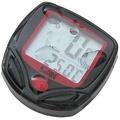 月陽大字幕防水溫度顯示快拆自行車里程計數碼表2入(SD-548A)