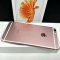 9成新 已貼玻貼 蘋果APPLE iPhone 6S Plus 玫瑰金 粉 64G 原廠配件齊全 i6S+ 高雄可面交