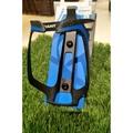 【快捷單車】捷安特 GIANT 碳纖水壺架 23g  消光黑藍色