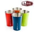 【美國GSI】Glacier Stainless Pint Set 不鏽鋼品脫杯 四色