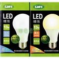 萬華好商量~KAOS LED 13W 燈泡 高光效 白光/自然光/黃光 現貨 球泡燈 CNS認證 省電 E27 節能