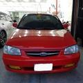 福特 ACTIVA 2004年 紅色 轎車
