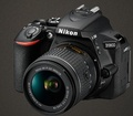 [Local nikon warranty] Nikon DSLR D5600 Kit 18-140 + Free Gifts NIKON BAG + 16 GB SD CARD + 5 in 1 Cleaning Kit