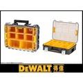 ~樂活工具~美國DEWALT 得偉 變形金剛系列--透明蓋分類工具箱(DWST17805)