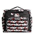 Jujube ∣ Ju-Ju-Be B.F.F (BFF) convertible diaper bag,  Sanrio Hello Kitty Collection - DOTS & STRIPES