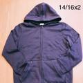 [全新現貨]紫色連帽外套樣衣