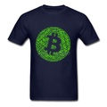 CRYPTO Creation Bitcoin Cash Revolution Hipster T-Shirts