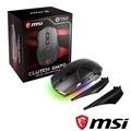 MSI 微星 Clutch GM70 GAMING 有線/無線雙模設計電競滑鼠