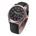 ARBUTUS CHRONOGRAPH AR612RBB STAINLESS STEEL ROSE GOLD UNISEX WATCH
