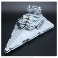 小頑童 樂高式 LEGO 樂拼  05062 星球大戰系列 帝國星際驅逐艦 (75055同款) 現貨!