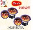 [PROMO BUNDLE OF 8 PKTs] MONDE BUTTER COOKIES BISCUITS