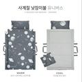 韓國 DONO DONO 2019 新版 雙功能3D墊 韓國製 兒童 四季睡袋 Universe 夢想外太空