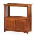 【EA662-312】 2.5尺實木電器櫃