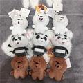 We Bare Bears/Fun Pendant/Doll Keychain