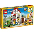 【LEGO 樂高積木】Creator創意大師系列-家庭別墅 LT-31069