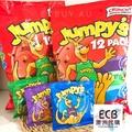 🇦🇺澳洲Jumpy's袋鼠餅乾綜合包12入 ECB澳洲代購
