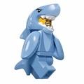 LEGO 樂高 人偶包 鯊魚人