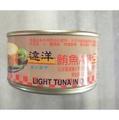 遠洋鮪魚A餐 185公克 鮪魚罐頭