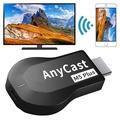 手機電視棒-支援iOS12 電視棒 M5 手機電視同屏顯示 手機連電視 HDMI AnycastPlus
