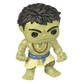 [Funko] Funko Pop Marvel: Thor Ragnarok-Casual Hulk Fall Convention Exclusive Collectible Figure [From USA] - intl