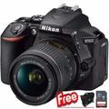 Nikon D5600 + 18-55mm VR Kit(Black)