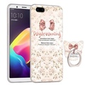 Hicase OPPO R11s Case Cover Shock-Absorption Bumper and Anti-Scratch Clear Back for OPPO R11s - intl