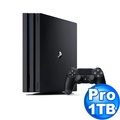 【超值組】SONY PS4 Pro主機 7218系列 1TB-黑+遊戲任選兩片