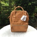 Anello Authentic Anello Japan Imported PU Leather Mini Size Unisex Backpack