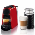 Nespresso Essenza Mini Coffee Machine & Aeroccino Milk Frother Bundle