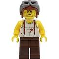[BrickHouse] LEGO 樂高 埃及系列 7306 飛行員  Mac McCloud