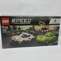 ☄樂高 LEGO speed 系列 75888 賽車 保時捷 911 RSR