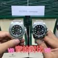 【實拍對比】Rolex 勞力士 綠水鬼 N廠V8 對比 N廠V5 綠水鬼夜光