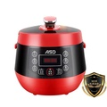 ASD AP-F20E112 mini intelligent electric pressure cooker 2L mini capacity can open the lid heating one button optional pressure smart appointment electric pressure cooker small rice cooker