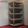 不鏽鋼角鋼收納架 4x2x6尺x5層 【空間特工】 紅酒架 工作櫃 置物櫃 白鐵 S4020650
