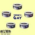 HONEY CAT 貓戀人 主食罐/貓罐頭 80g 【整箱】