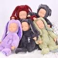 時尚店-40cm惠萌娃娃睡萌娃娃兔子毛絨玩具安撫睡眠寶寶女孩節日禮物