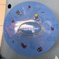 無線藍芽喇叭 沙丁魚 F5+ 黃色
