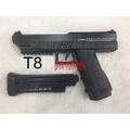 TIBERIUS T8 鎮暴槍 防身 CO2 鎮暴彈 12G 手槍型鎮暴槍(傑國模型槍館)