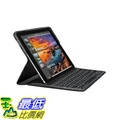 [107美國直購] Logitech 羅技鍵盤 Create iPad Pro 9.7 Backlit Keyboard Case Smart Connector iOS Shortcuts Black